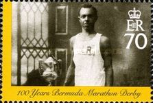 [The 100th Anniversary of the Bermuda Marathon Derby, Typ AFN]