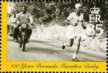 [The 100th Anniversary of the Bermuda Marathon Derby, Typ AFO]