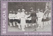 [The 100th Anniversary of the Girl Guides, Typ AGE]
