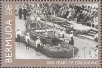 [The 100th Anniversary of the Girl Guides, Typ AGH]