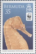[WWF Issue - Lined Seahorse, Typ AGN]