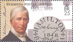 [The 200th Anniversary of Bermuda Postal Service, Typ AHV]