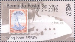 [The 200th Anniversary of Bermuda Postal Service, Typ AHY]