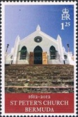 [The 400th Anniversary of St. Peter's Church - St. George, Typ AIK]
