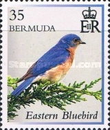 [The 60th Anniversary of the Bermuda Audubon Society for Bird Protection, Typ AJD]