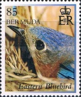 [The 60th Anniversary of the Bermuda Audubon Society for Bird Protection, Typ AJE]