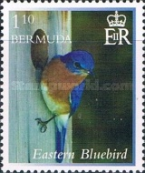 [The 60th Anniversary of the Bermuda Audubon Society for Bird Protection, Typ AJF]