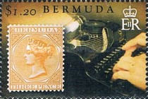 [The 150th Anniversary of Bermuda's Queen Victoria Postage Stamps, Typ AKY]
