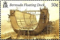 [The 150th Anniversary of the Bermuda Floating Dock, Typ ANB]