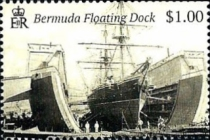 [The 150th Anniversary of the Bermuda Floating Dock, Typ ANC]