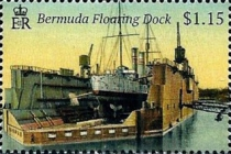 [The 150th Anniversary of the Bermuda Floating Dock, Typ AND]