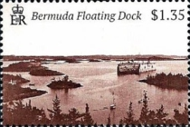 [The 150th Anniversary of the Bermuda Floating Dock, Typ ANE]