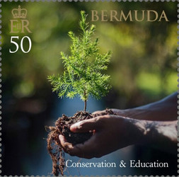 [The 100th Anniversary of the Garden Club of Bermuda, Typ ANP]