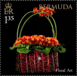 [The 100th Anniversary of the Garden Club of Bermuda, Typ ANR]
