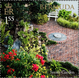 [The 100th Anniversary of the Garden Club of Bermuda, Typ ANS]