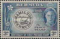 [The 100th Anniversary of Postmaster Perot's Stamp, Typ AR1]