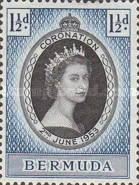 [Coronation of Queen Elizabeth II, Typ AW]