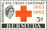 [The 100th Anniversary of Red Cross, Typ CQ]