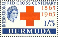[The 100th Anniversary of Red Cross, type CQ1]