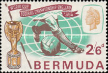 [Football World Cup - England, type CW1]