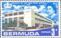 [Opening of New General Post Office, Typ DA]