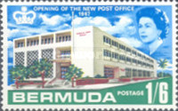 [Opening of New General Post Office, Typ DA2]