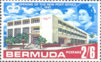 [Opening of New General Post Office, Typ DA3]