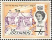 [Decimal Currency - Issue of 1962 Overprinted New Value, type DM]