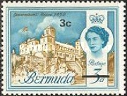 [Decimal Currency - Issue of 1962 Overprinted New Value, Typ DO]