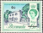 [Decimal Currency - Issue of 1962 Overprinted New Value, Typ DR]