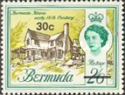 [Decimal Currency - Issue of 1962 Overprinted New Value, Typ DW]