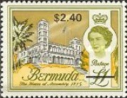 [Decimal Currency - Issue of 1962 Overprinted New Value, Typ EA]