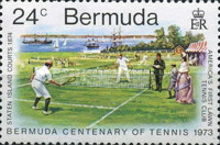 [The 100th Anniversary of Lawn Tennis, Typ FZ]