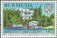 [The 50th Anniversary of Bermuda Biological Station, Typ GZ]