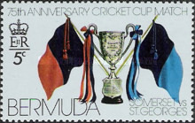 [The 75th Anniversary of St. George's v. Somerset Cricket Cup Match, Typ HI]