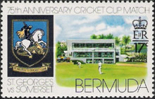 [The 75th Anniversary of St. George's v. Somerset Cricket Cup Match, Typ HJ]