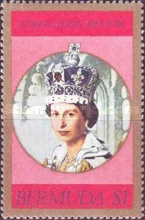 [The 25th Anniversary of Coronation of Queen Elizabeth II, Typ IB]