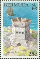 [Historic Bermuda Forts, type KR]
