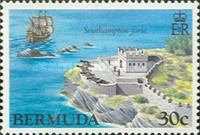 [Historic Bermuda Forts, type KS]