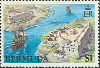 [Historic Bermuda Forts, type KT]