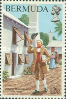 [The 200th Anniversary of Bermuda's First Newspaper and Postal Service, Typ LG]
