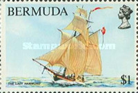 [The 200th Anniversary of Bermuda's First Newspaper and Postal Service, Typ LJ]