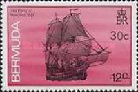 [Stamps of 1986 Surcharged, Typ MW1]