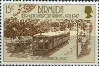 [Transport - Bermuda Railway, Typ NU]