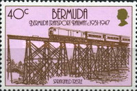 [Transport - Bermuda Railway, Typ NV]