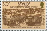 [Transport - Bermuda Railway, Typ NW]