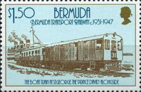 [Transport - Bermuda Railway, Typ NX]