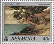 [Bermuda Paintings - Works by Winslow Homer, Typ NZ1]