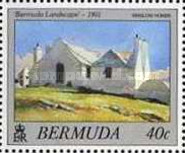 [Bermuda Paintings - Works by Winslow Homer, Typ OA1]