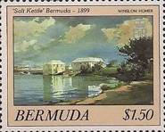 [Bermuda Paintings - Works by Winslow Homer, Typ OC]